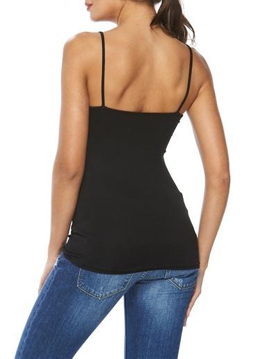 Modal Dantelli Kadın Bluz-Sevim